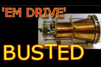 EM Drive BUSTED! by Thunderf00t